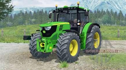 John Deere 6170Ꞧ для Farming Simulator 2013