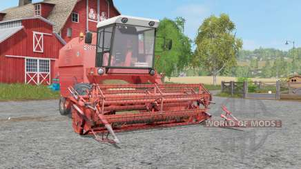 Bizon Rekord Ⱬ058 для Farming Simulator 2017