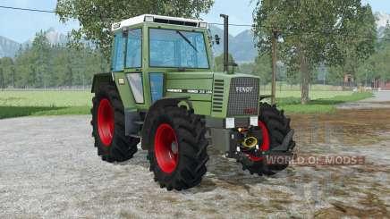 Fendt Farmer 310 LSA Turbomatiꞣ для Farming Simulator 2015