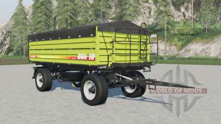 Metaltech DBL-series для Farming Simulator 2017