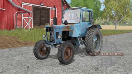 МТЗ-80 Беларɏс для Farming Simulator 2017
