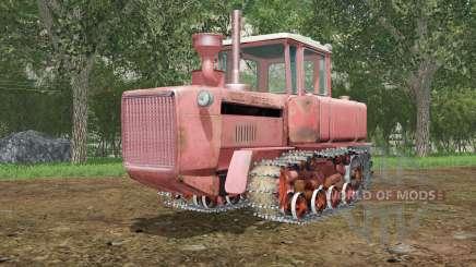 ДТ-175С Волгарѣ для Farming Simulator 2015