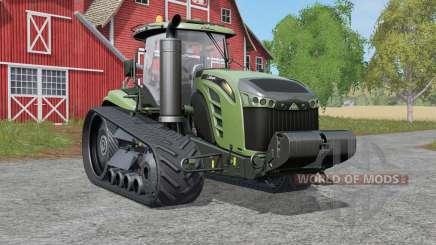 Challenger MT800R для Farming Simulator 2017