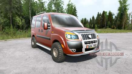 Fiat Doblo Panorama (223) Off-Road для MudRunner