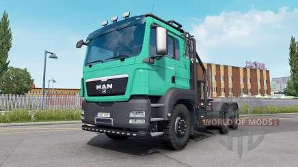 MAN TGꞨ для Euro Truck Simulator 2