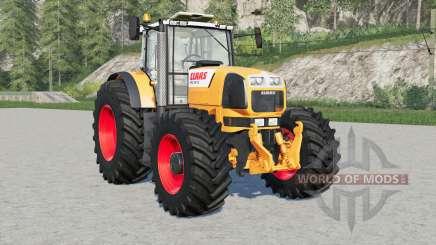 Claas Atles 936 RZ communal для Farming Simulator 2017