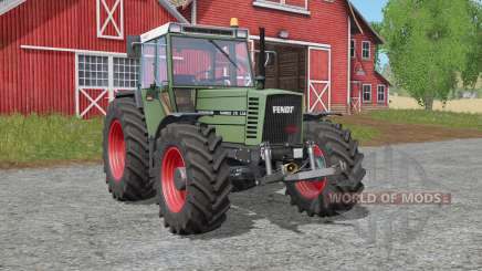 Fendt Farmer 310 & 312 LSA Turbomatiƙ для Farming Simulator 2017