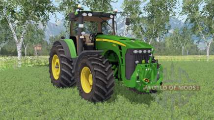 John Deere 8ⴝ30 для Farming Simulator 2015