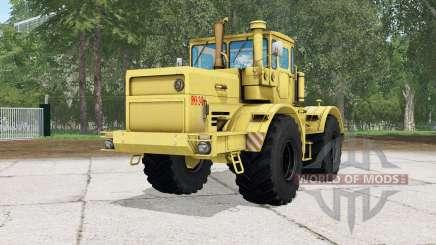 Кировец Ꝃ-700А для Farming Simulator 2015