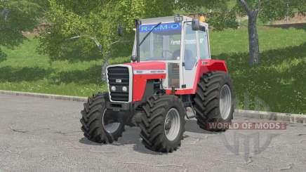 Massey Ferguson 698Ʈ для Farming Simulator 2017