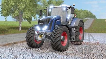 Fendt 900 Variѳ для Farming Simulator 2017