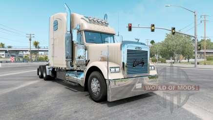 Freightliner Classic XꝈ для American Truck Simulator