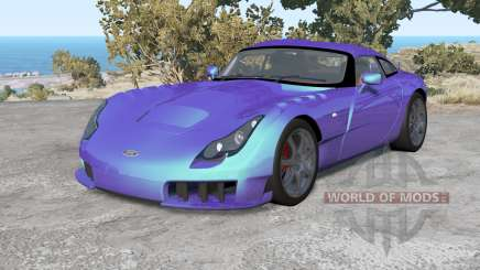 TVR Sagaris 2006 для BeamNG Drive