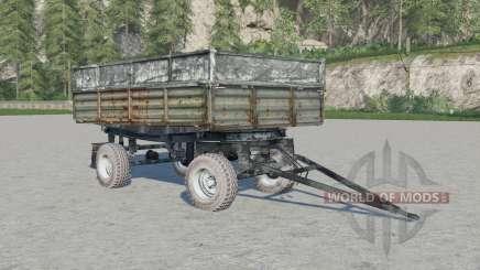 Autosan D-Ꜭ7 для Farming Simulator 2017