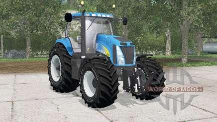 New Holland T80Զ0 для Farming Simulator 2015