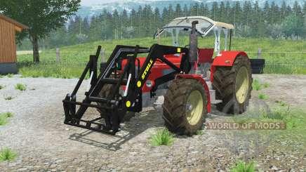 Schluter Compact 850 Ꝟ для Farming Simulator 2013