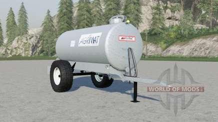 Agrimat TE 4100 для Farming Simulator 2017