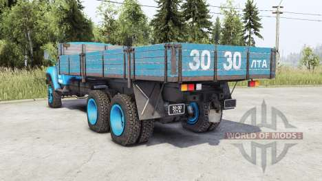 ЗиЛ 133ГЯС для Spin Tires
