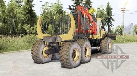 HSM 904F для Spin Tires