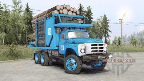 ЗиЛ-133ГЯ для Spin Tires