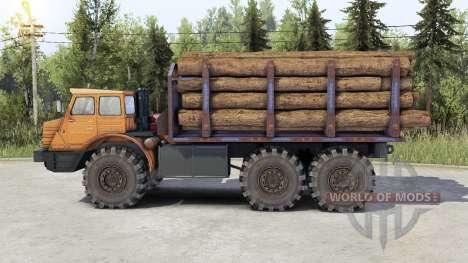 МоАЗ 74111 для Spin Tires