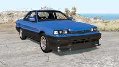 Nissan Skyline GTS-R (KHR31) 1987 для BeamNG Drive