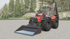 Huddig 1260E для Farming Simulator 2017