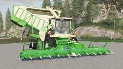 Krone BiG X 1180 Cargo v1.2 для Farming Simulator 2017