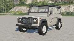 Land Rover Defender 90 Station Wagon 1997 для Farming Simulator 2017