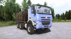 Tatra Phoenix T158 6x6 2012 для MudRunner