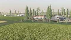 Hawkes Bay v1.1 для Farming Simulator 2017