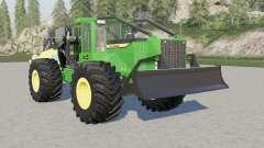 John Deere 948L-II winch для Farming Simulator 2017