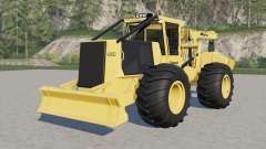 Tigercat 630D для Farming Simulator 2017
