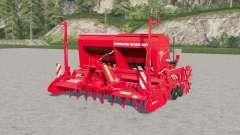 Kuhn Sitera ვ000 для Farming Simulator 2017
