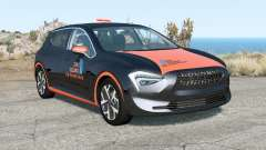 Cherrier FCV Driving School v1.1 для BeamNG Drive