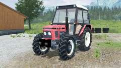 Zetor 724ƽ для Farming Simulator 2013