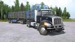 Peterbilt 330 6x6 для MudRunner