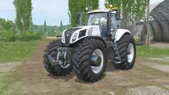 New Hollaᵰd T8.320 для Farming Simulator 2015