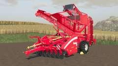 Grimme Rootster 604 для Farming Simulator 2017
