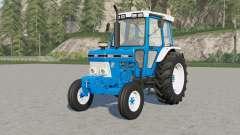Ford 6৪10 для Farming Simulator 2017