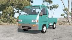 Subaru Sambar truck 1992 для BeamNG Drive