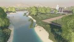 New River для Farming Simulator 2017