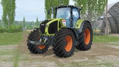 Claas Axioɴ 950 для Farming Simulator 2015