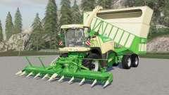 Krone BiG X 580 Cargo для Farming Simulator 2017