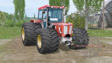 Schluter Super 1500 TVL Speciaɫ для Farming Simulator 2015