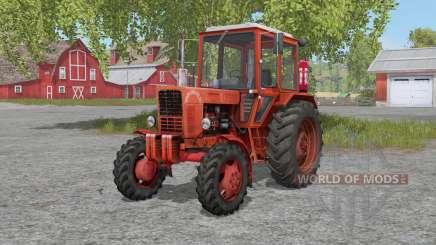 МТЗ 80 и 82 Беларуꞓ для Farming Simulator 2017