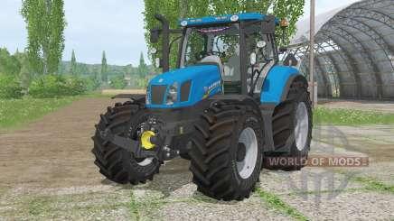 New Holland Ⱦ6.175 для Farming Simulator 2015