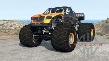 CRD Monster Truck v1.18 для BeamNG Drive