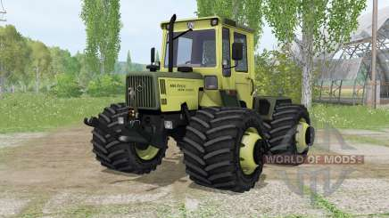 Mercedes-Benz Trac 1100 Turbø для Farming Simulator 2015