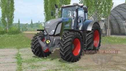 Fendt 828 Vario Black Beautʏ для Farming Simulator 2015